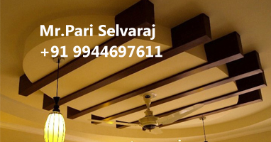 False ceiling in Chennai,Coimbatore,Trichy,madurai